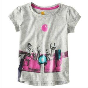 Baby Girl Carhartt Shirt 💓